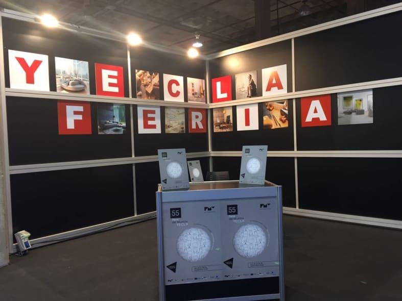 La Feria del Mueble Yecla promocionará su 55ª edición la semana que viene en Hábitat Valencia