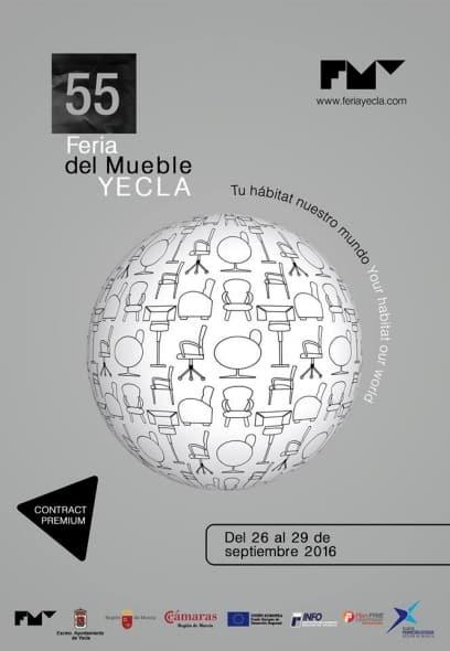Una de cada siete empresas españolas que exponen esta semana en la Feria del Mueble de Milán es yeclana