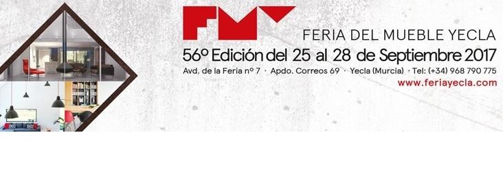 La Feria del Mueble Yecla cuelga el cartel de completo cinco meses antes de su celebración
