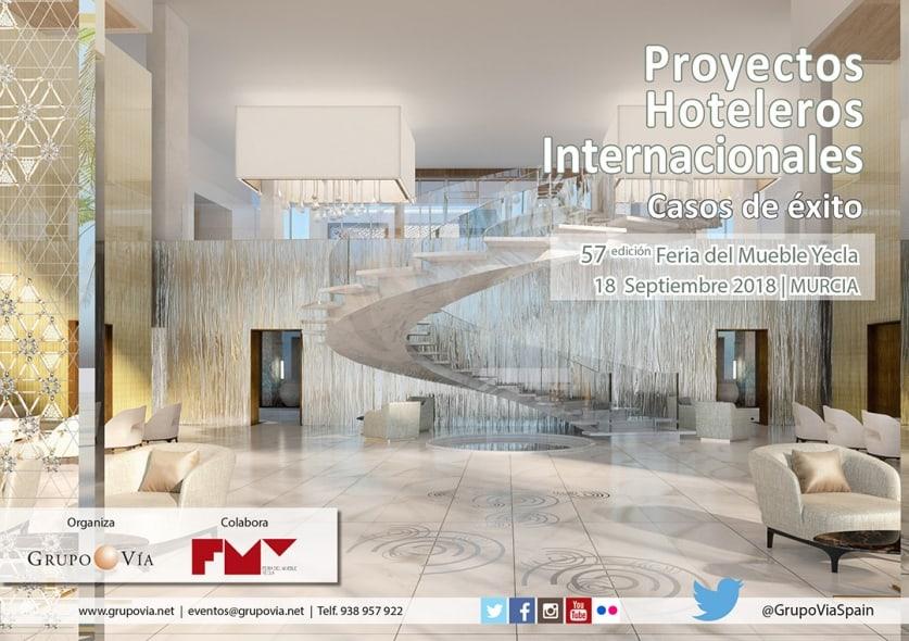 Proyectos Hoteleros Internacionales