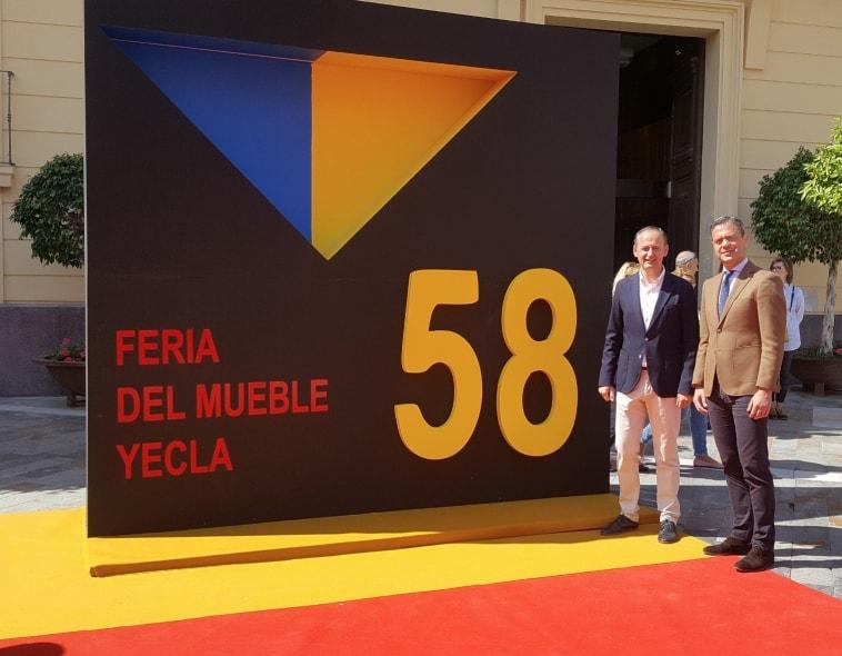 La Feria del Mueble de Yecla se prepara para una edición de record