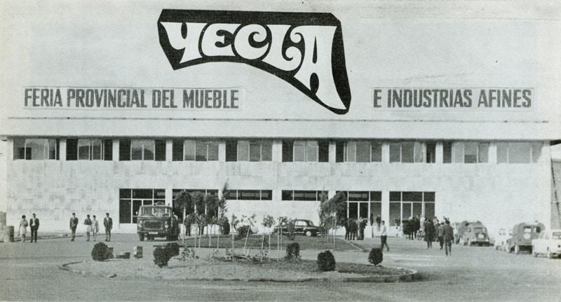 Feria del Mueble Yecla convoca un concurso escolar con motivo de su 50º aniversario.