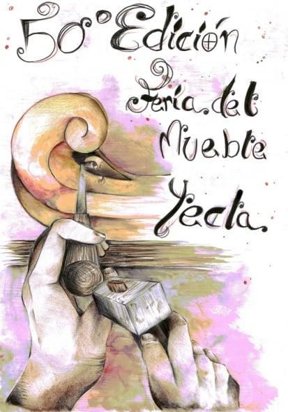 Feria del Mueble Yecla anuncia los ganadores del concurso escolar conmemorativo de su 50º aniversario.