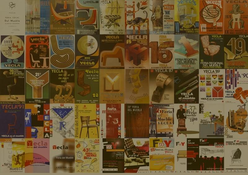 Programa de actividades Feria del Mueble Yecla 2011.