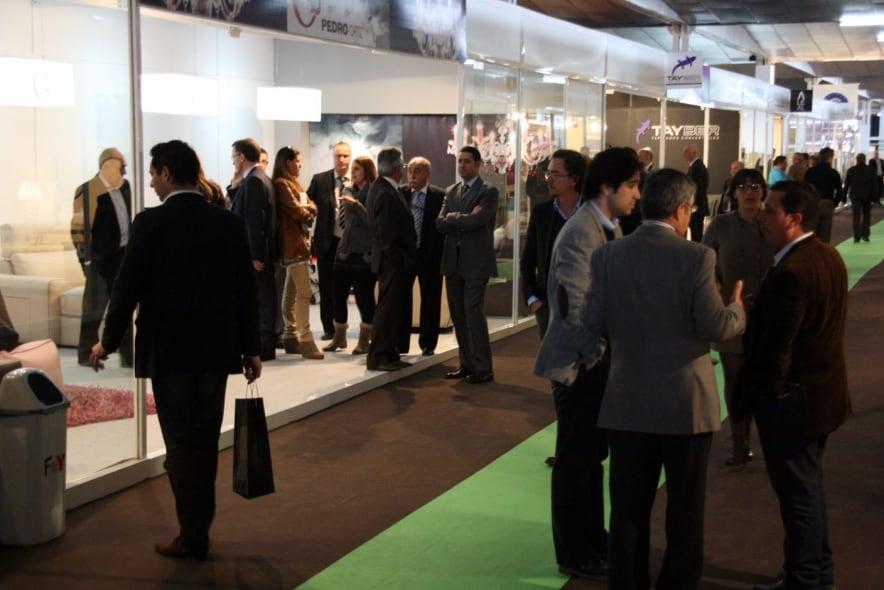La Feria del Mueble Yecla ha atraído esta edición a 600 profesionales que nunca antes la habían visitado