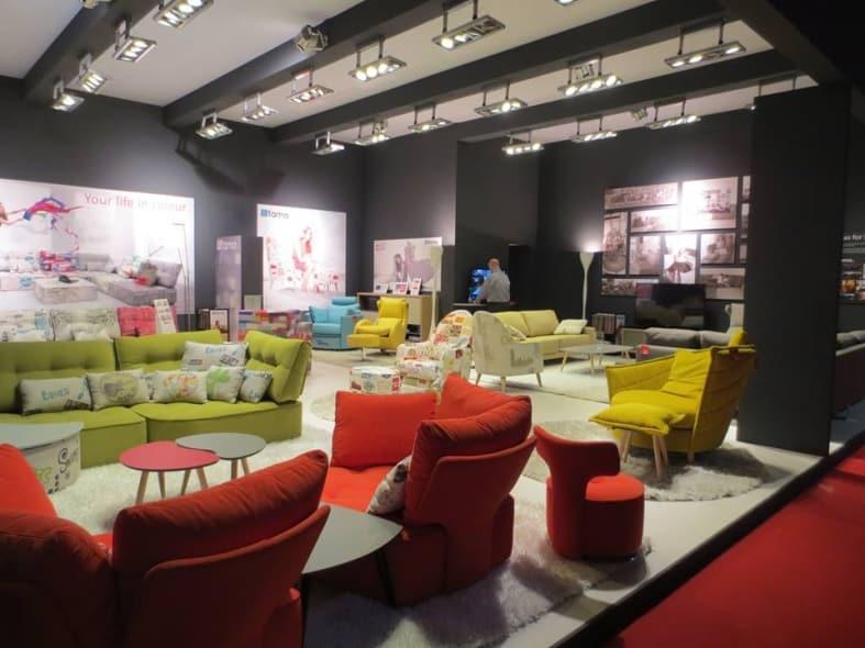 La Feria del Mueble de Yecla supera el 70% de ocupación a tres meses de su apertura