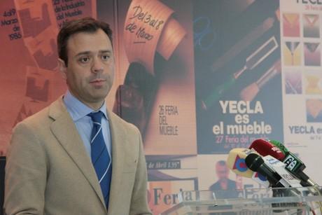 La Feria del Mueble de Yecla ya tiene confirmada la ocupación del 95 por ciento de su espacio expositor