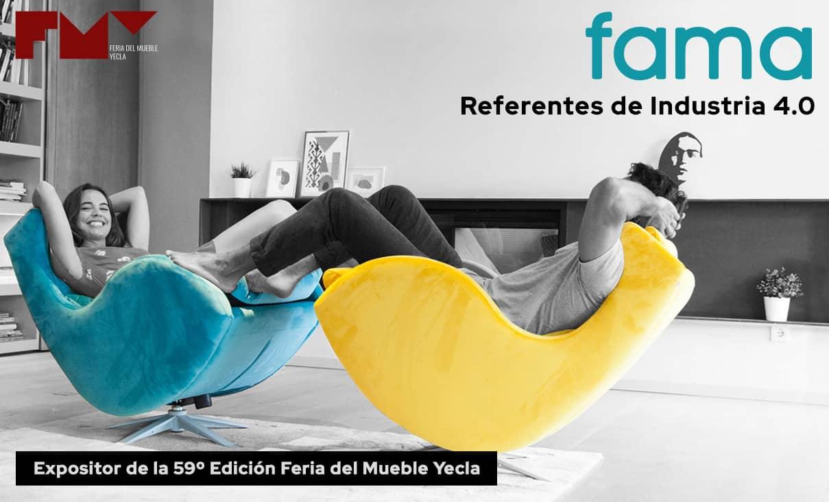 Fama-Sofas-referente-de-Industria-4.0-mostrara-sus-novedades-en-la-59-Feria-del-Mueble-de-Yecla