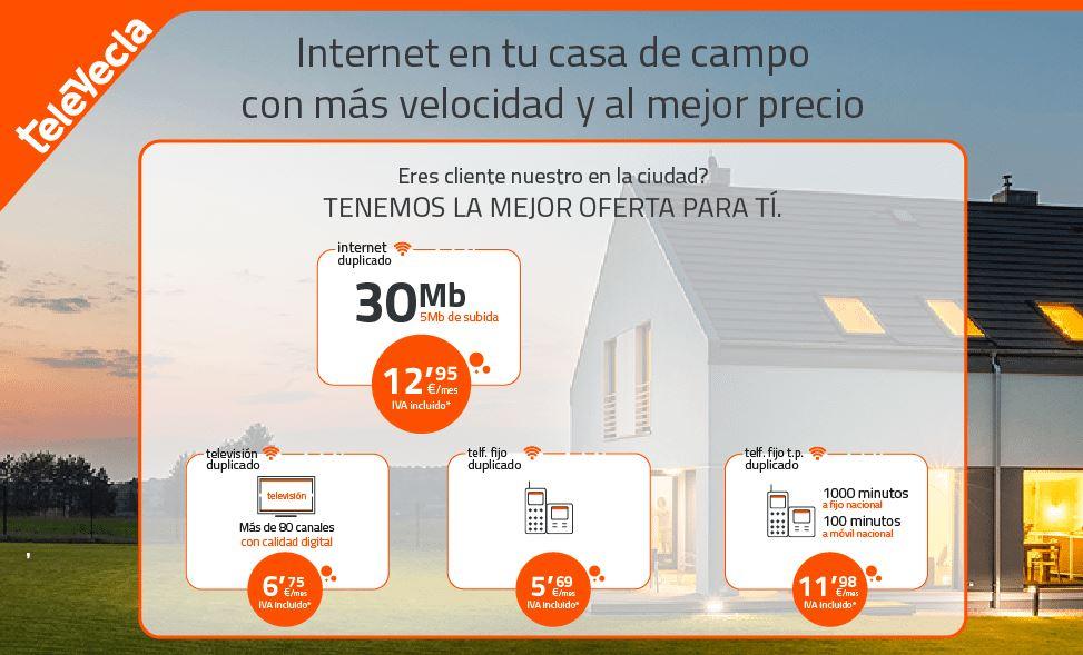 Teleyecla servicios de telecomunicaciones