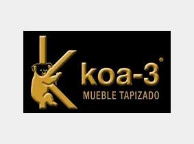 KOA 3 Muebles Tapizados Expositores en Feria del Mueble Yecla 2021