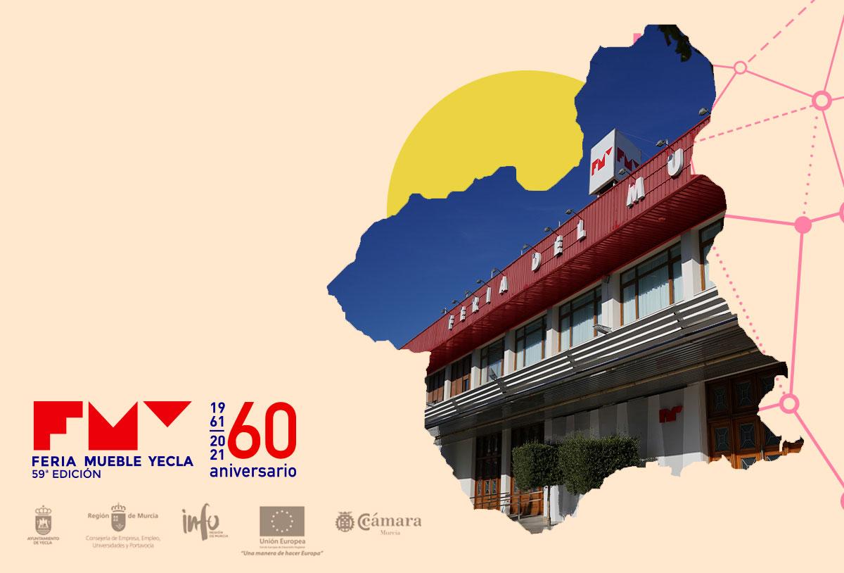 La Feria del Mueble Yecla es parte de la idiosincrasia de la Región de Murcia y un revulsivo para la economía regional